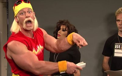 John Cena Hulks Up With Martin Short And Maya Rudolph For A Sidesplitting Skit