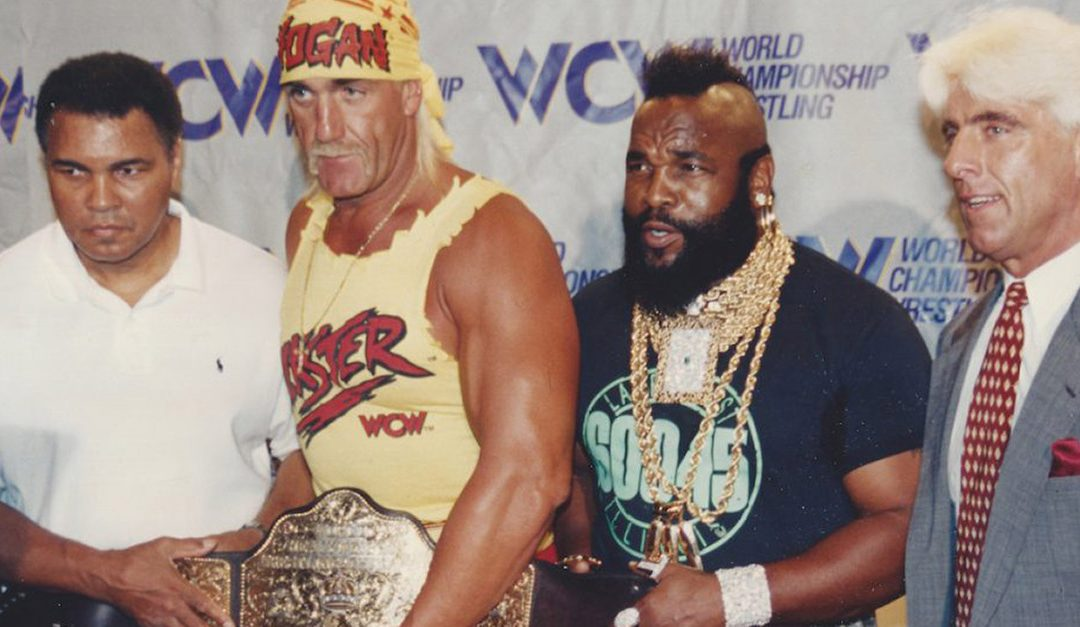 Muhammad Ali, Hulk Hogan & Halloween Havoc 94 – Ric Flair's Career Gets The KO Punch