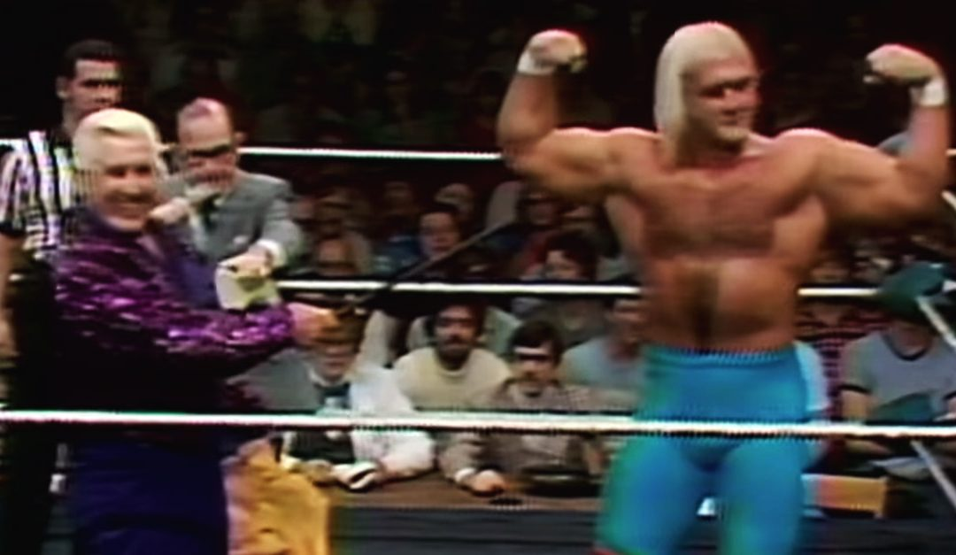 #TBT – Hulk Hogan's WWF Debut Alongside The Extraordinary 'Classy' Freddie Blassie