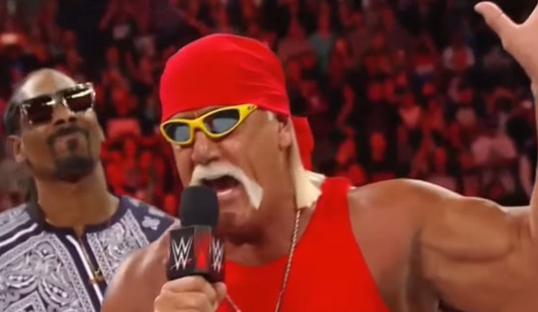 Snoop Dogg Confronts Curtis Axel About 'Axelmania' – With A Little Help From The Hulkster!