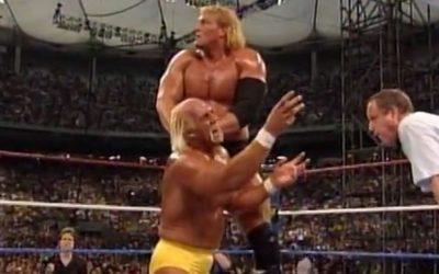 The Ultimate Warrior Makes The Ultimate Save At WrestleMania VIII – Hulk Hogan VS Sid Vicious
