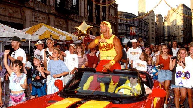 WCW Debut
