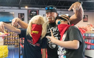Hulk Hogan Signing Event June 24th in Orlando, FL!