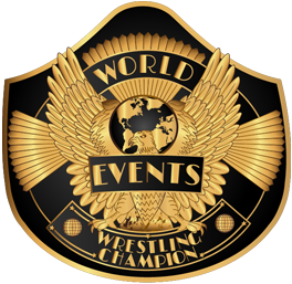 World Championship Belt Style Icon for Events and Appearances