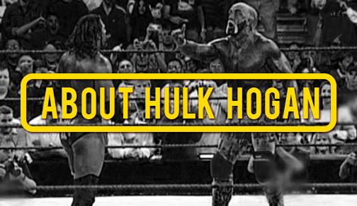 Graphic for 'About Hulk Hogan' blog category