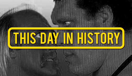 Graphic for 'This Day in History' blog category