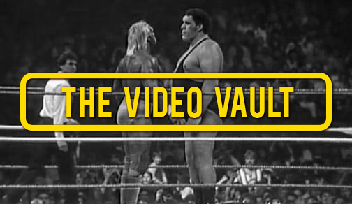 Graphic for 'The Video Vault' blog category
