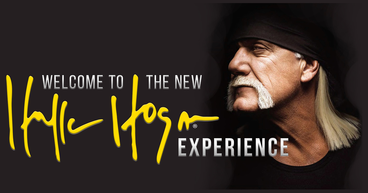 Hulk Hogan Website
