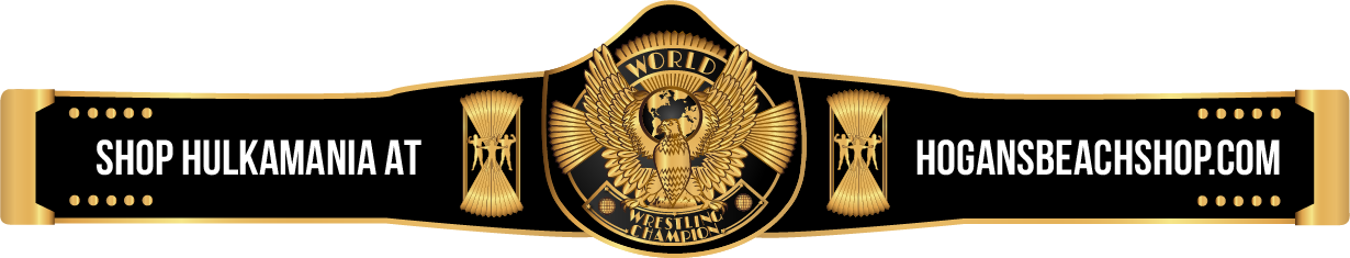 World Championship Belt Graphic for Hogan's Beach Shop Website