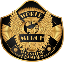World Championship Belt Style Icon for Merchandise