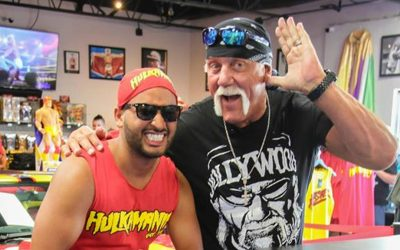The Hulkster took over Orlando!