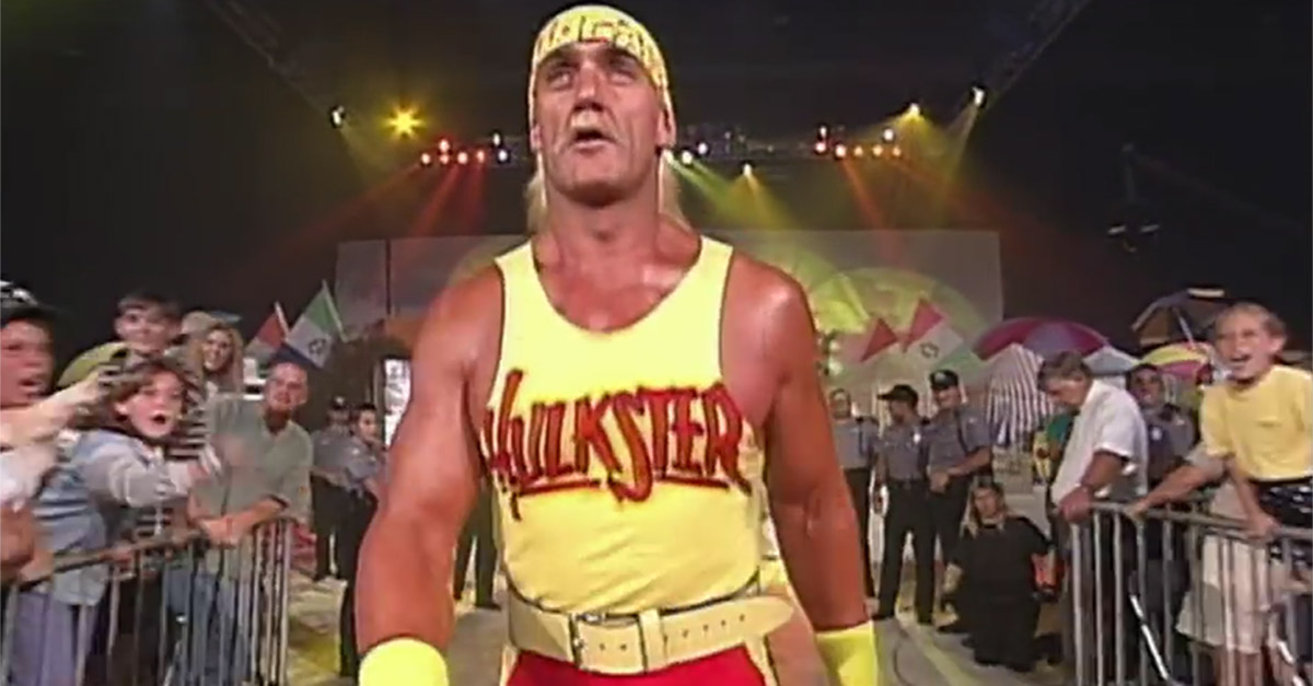 #THT - Hulk Hogan Turns Heel and Ushers in the Dawn of the NWO