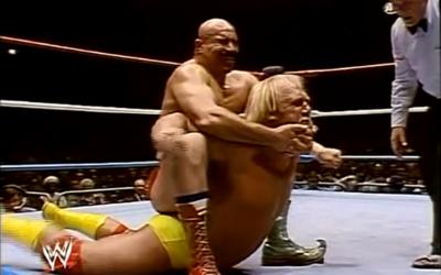 Hulk Hogan® Iron Sheik Anniversary: Win A Signed Belt! (Ends Jan 23!)