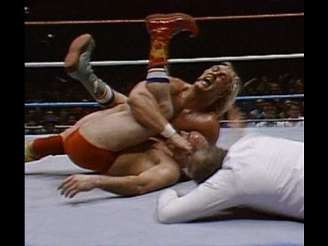 Hulk Hogan® vs Iron Sheik: The Legendary Story