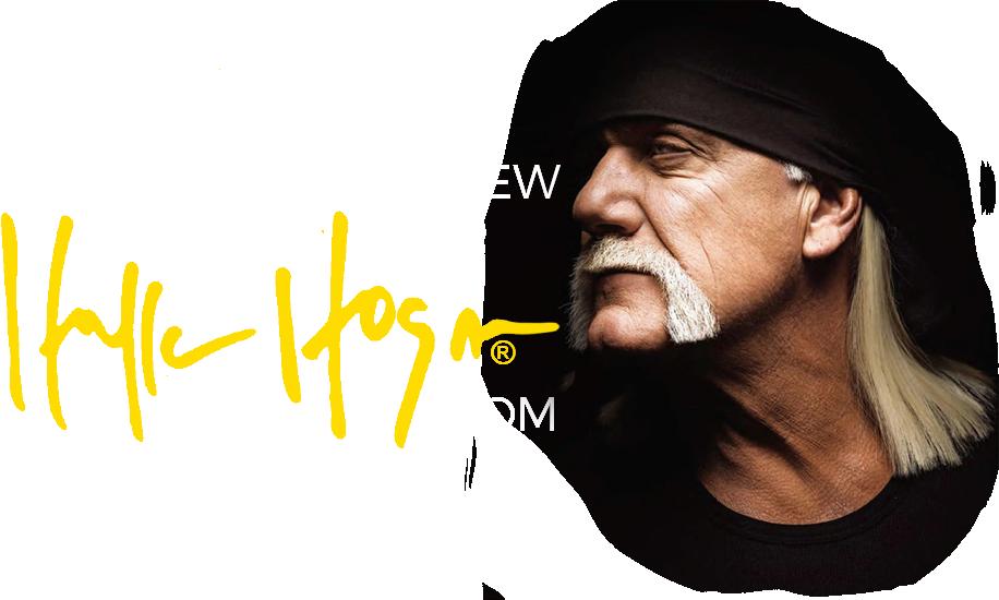 Welcome to HulkHogan.com Image Header Banner for Mobile