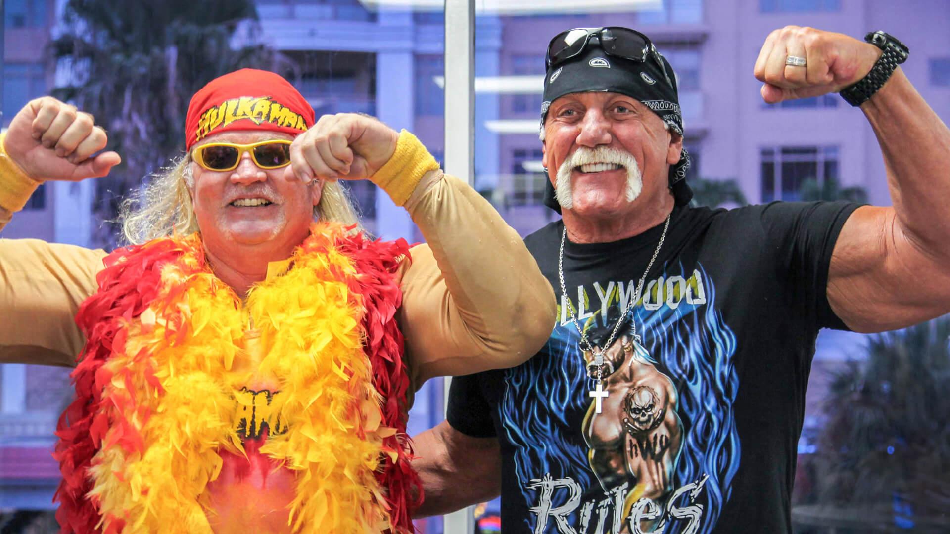 Hulk Hogan Autograph Signing June 23rd