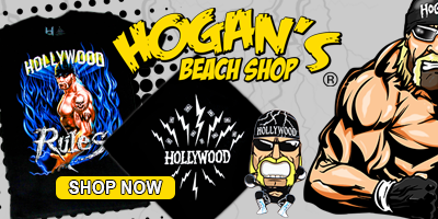 Hogan's Beach Shop Banner